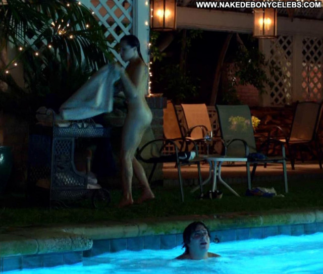 Brigette Davidovici The Pool Babe Topless Big Tits Ass Breasts Pool