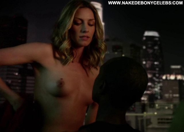 Dawn Olivieri House Of Lies  Babe Bed Big Tits Breasts Celebrity Sex