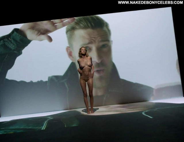 Justin Timberlake The Women Topless Celebrity Hot Singer Toples