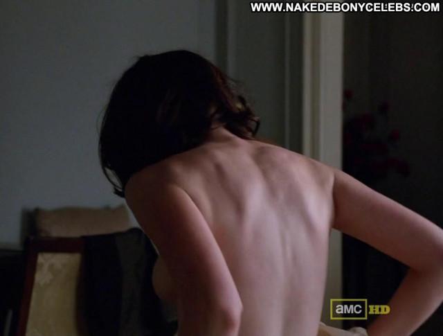 Alexis Bledel Mad Men Toples Topless Panties Granny Posing Hot Big