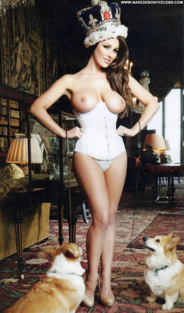 Lucy Pinder No Source Celebrity Posing Hot Beautiful Breasts Topless