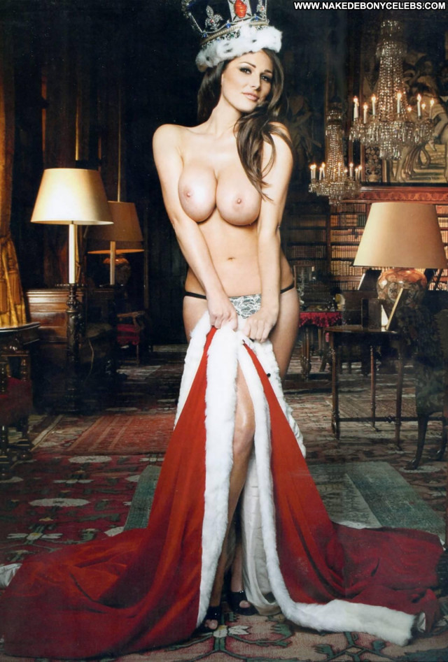 Lucy Pinder No Source Toples Posing Hot Breasts Celebrity Big Tits