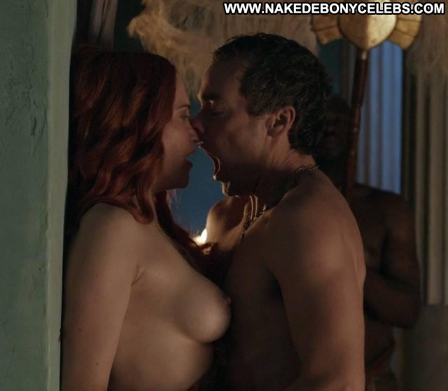 Lucy Lawless Blood And Sand Celebrity Beautiful Sex Scene Nipples Spa