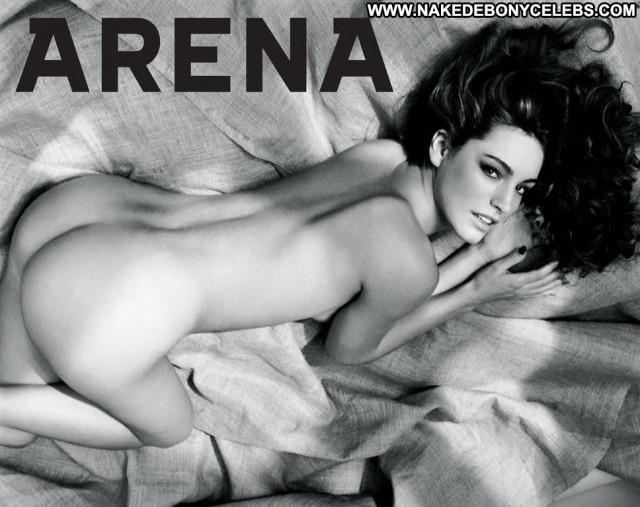 Kelly Brook Arena Magazine Ass Big Tits British Nipples Posing Hot