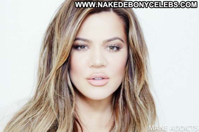 Khloe Kardashian No Source Celebrity Beautiful Babe Posing Hot