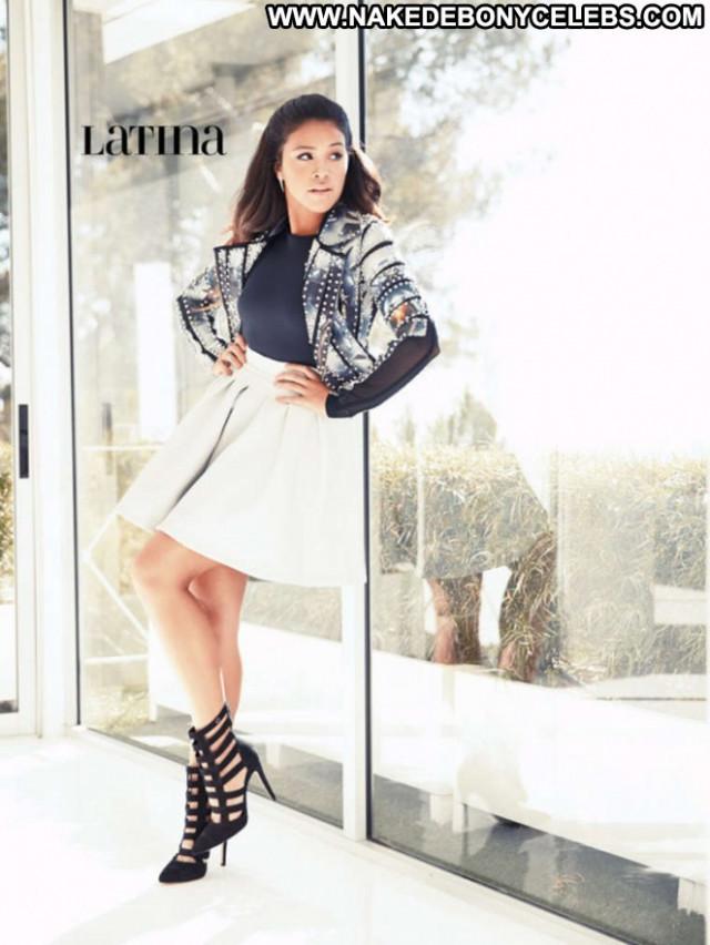 Gina Rodriguez Posing Hot Beautiful Celebrity Magazine Babe Latina