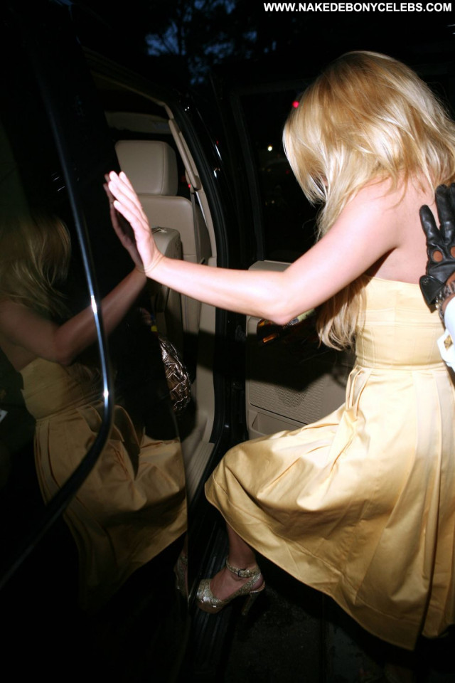 Jessica Simpson New York Candid Beautiful Candids Posing Hot Babe
