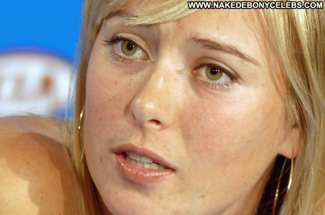 Maria Sharapova Babe Celebrity Beautiful Posing Hot Australia