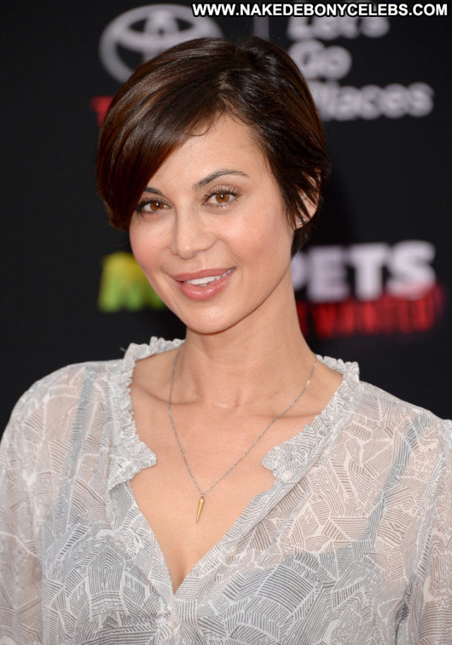 Catherine Bell No Source Paparazzi Celebrity Posing Hot Babe