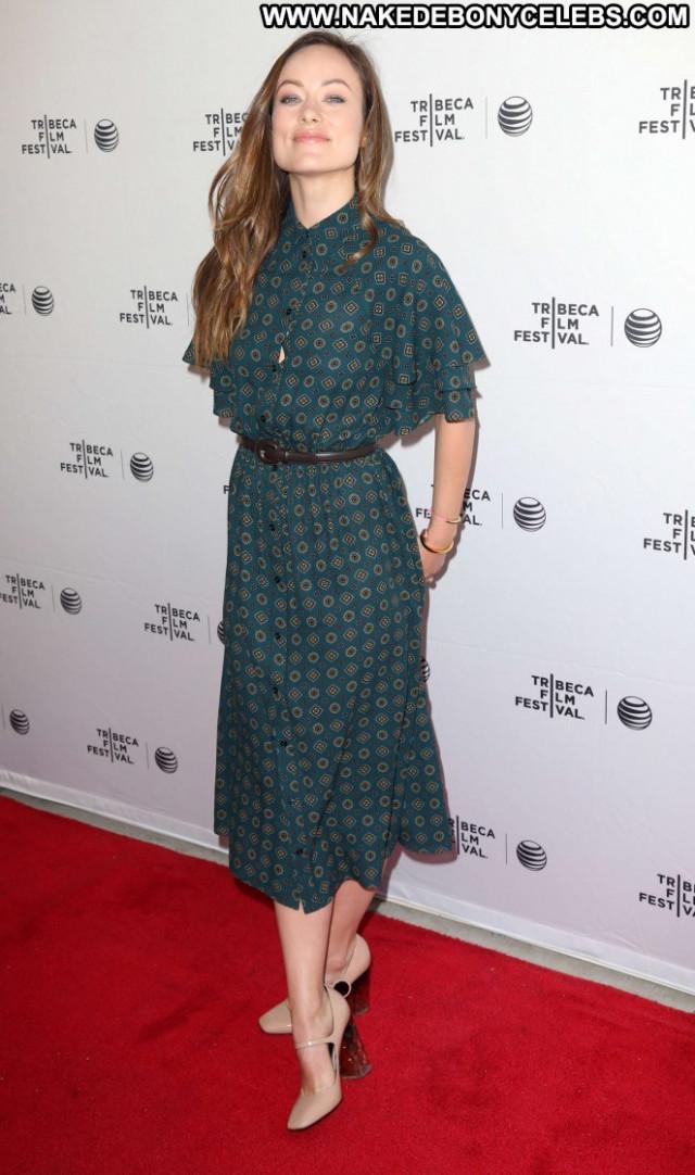 Olivia Wilde Babe Beautiful Wild Celebrity Nyc Paparazzi Posing Hot