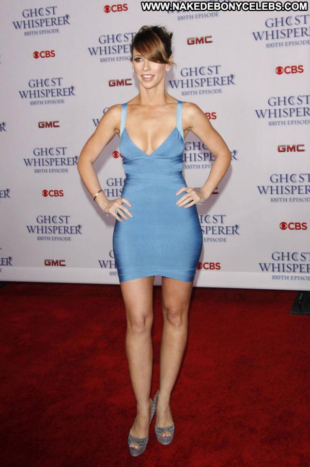 Jennifer Love Hewitt Ghost Whisperer Babe Paparazzi Celebrity Posing