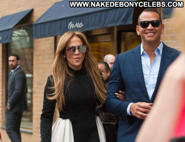 Jennifer Lopez New York New York Paparazzi Beautiful Babe Celebrity