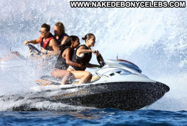 Bikini No Source Babe Bikini Yacht Posing Hot Celebrity Beautiful