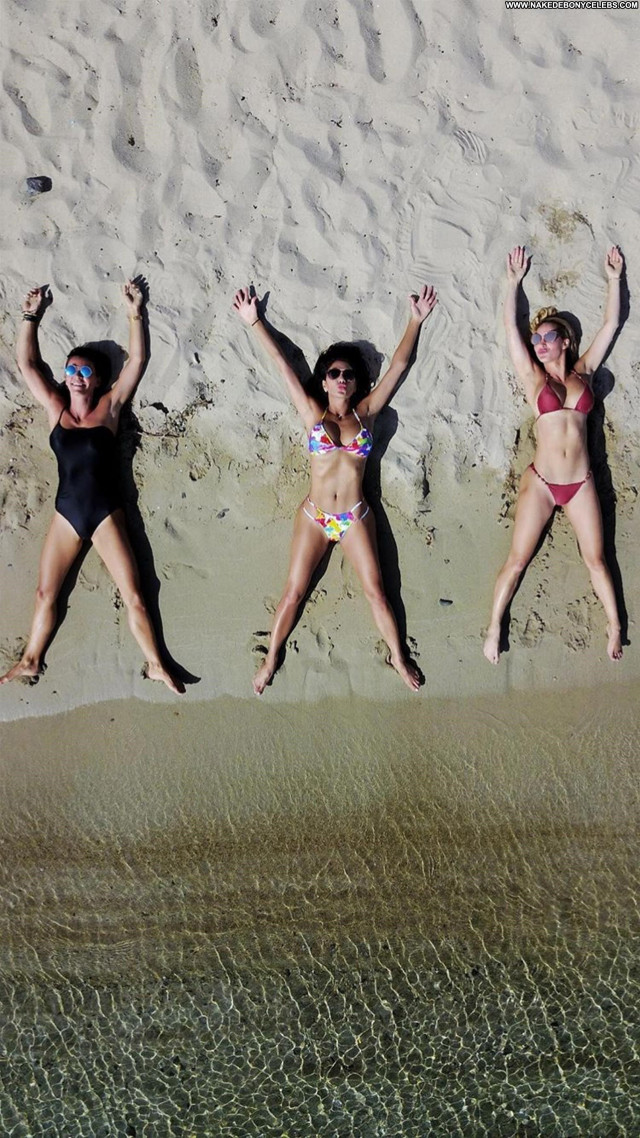 Nicole Scherzinger Dirty Dancing Posing Hot Dancing Beautiful Actress