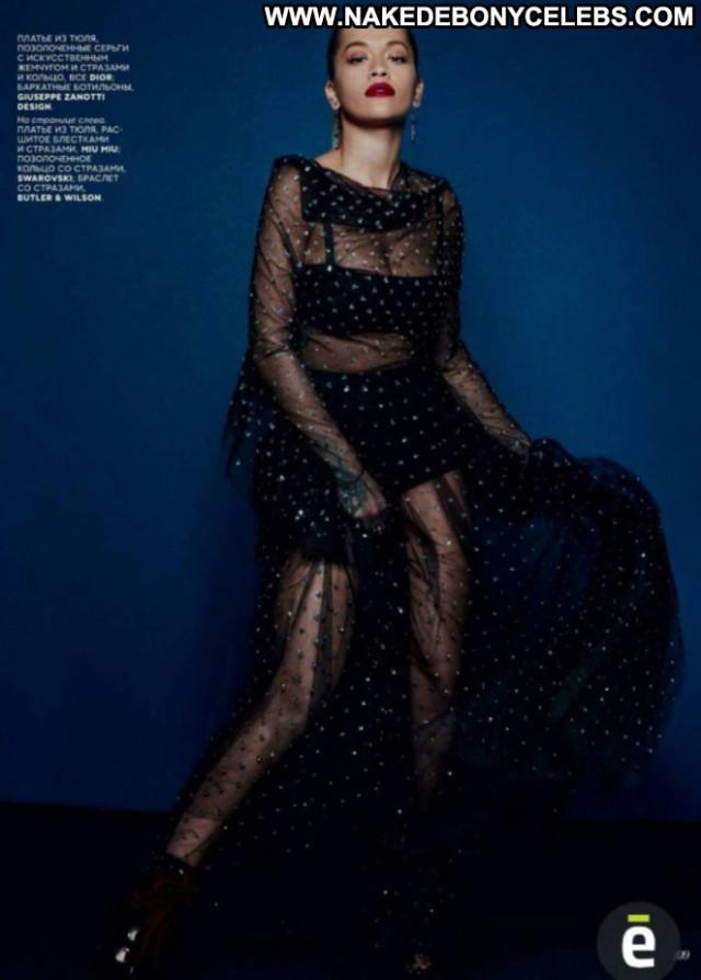 Vogue Vogue Russia Celebrity Posing Hot Paparazzi Beautiful Babe