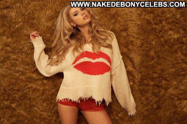 Charlotte Mckinney No Source Babe Posing Hot Beautiful Celebrity Bar