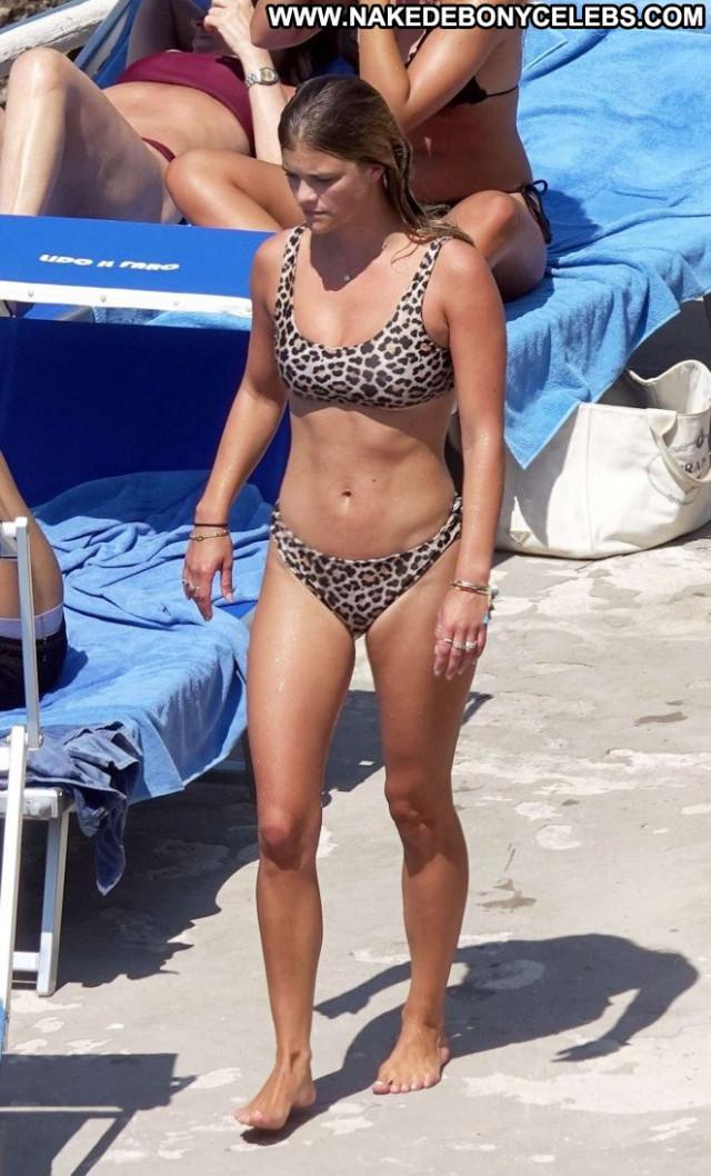 Nina Agdal No Source Celebrity Bikini Beautiful Beach Babe Paparazzi