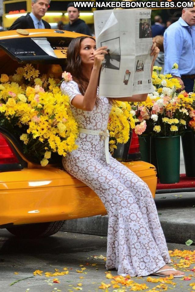 Photos No Source Nyc Beautiful Paparazzi Babe Celebrity Posing Hot