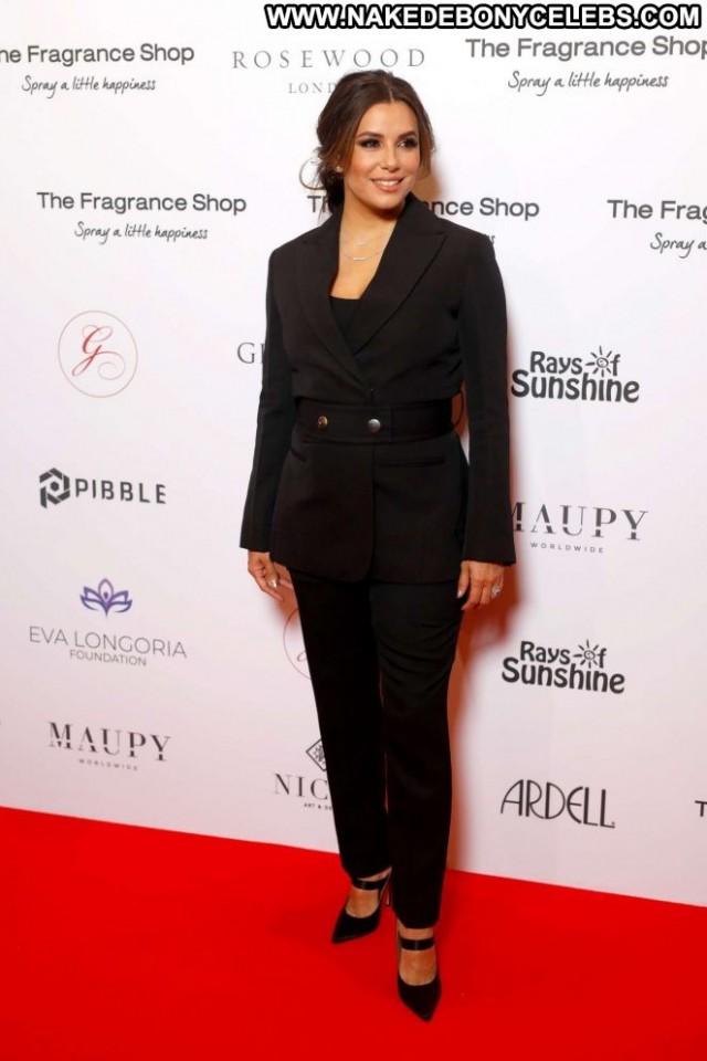 Eva Longoria No Source  Beautiful Celebrity London Posing Hot Babe
