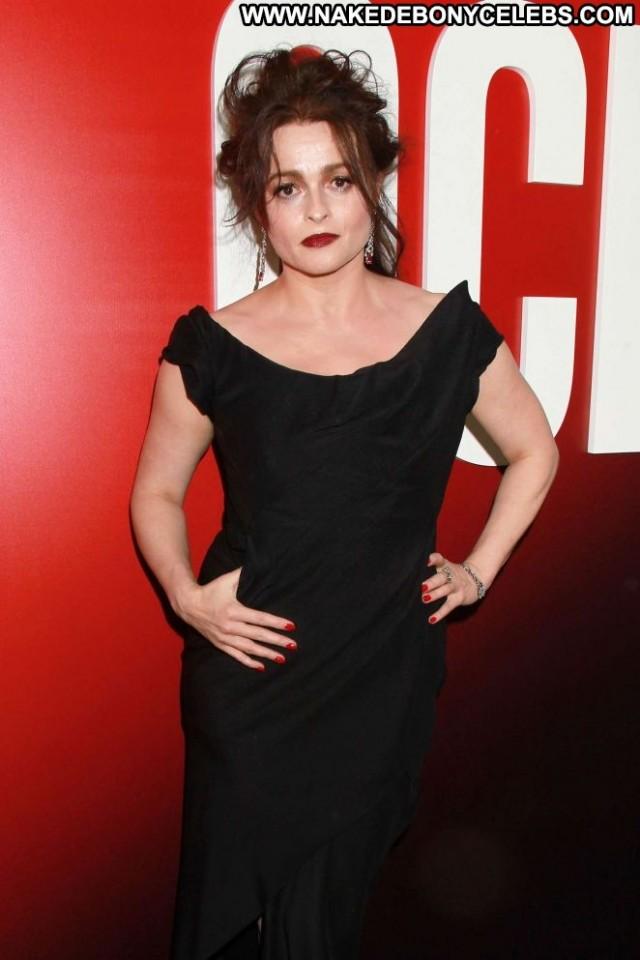 Helena Bonham Carter New York New York Babe Celebrity Beautiful Car