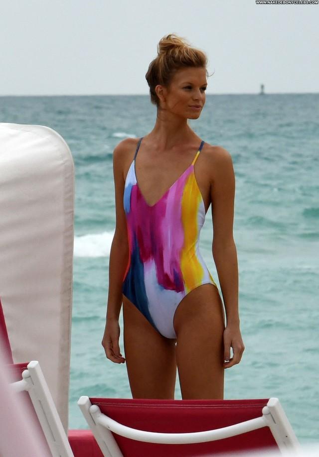 Nadine Leopold The Beach Sex Swimsuit Celebrity Photoshoot Babe