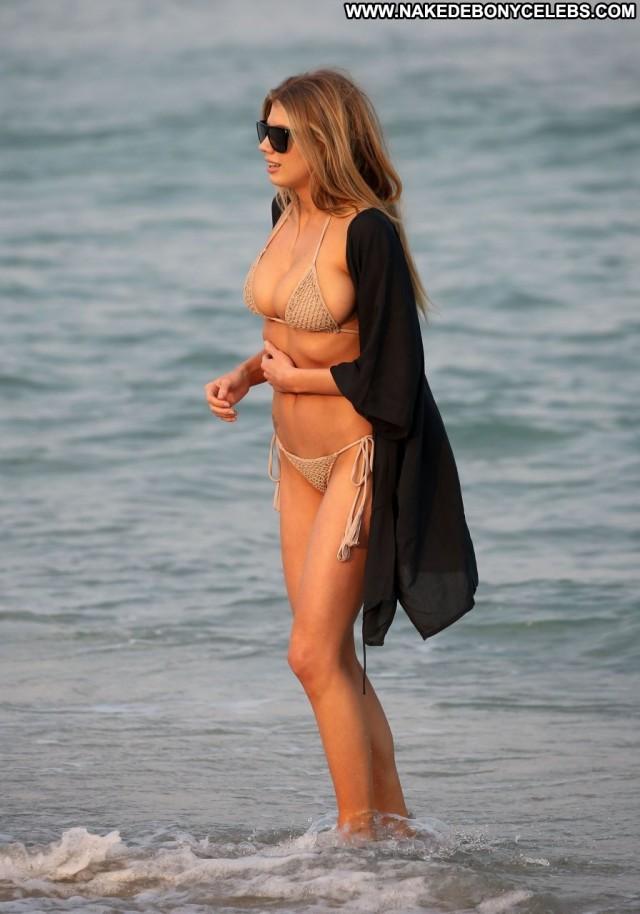 Charlotte Mckinney No Source Beach Actress Model Big Tits Big Boobs