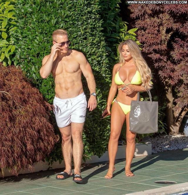 Bianca Gascoigne No Source Beautiful Posing Hot Babe Celebrity Sexy