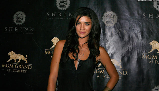 Jessica Szohr The Shrine Posing Hot Babe Celebrity Beautiful Actress