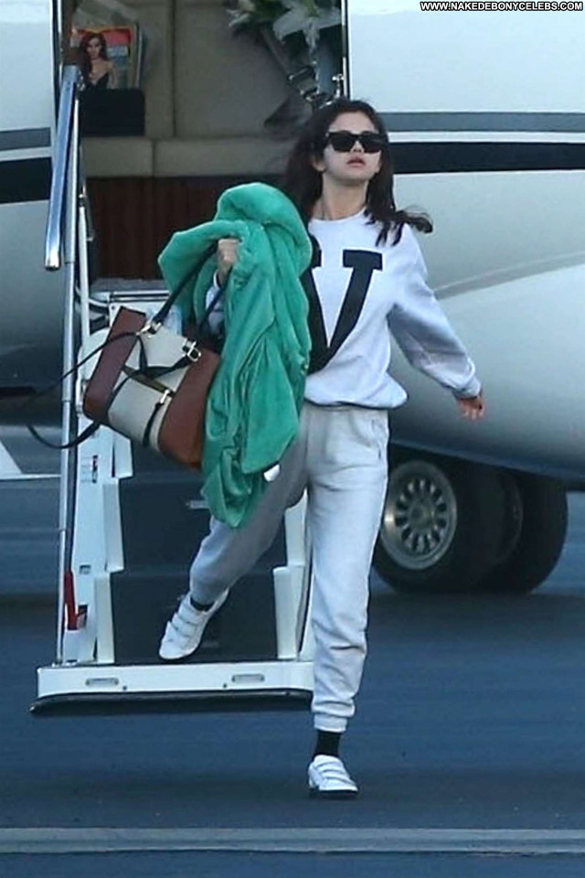 Selena Gomez Los Angeles  Babe Posing Hot Celebrity Paparazzi