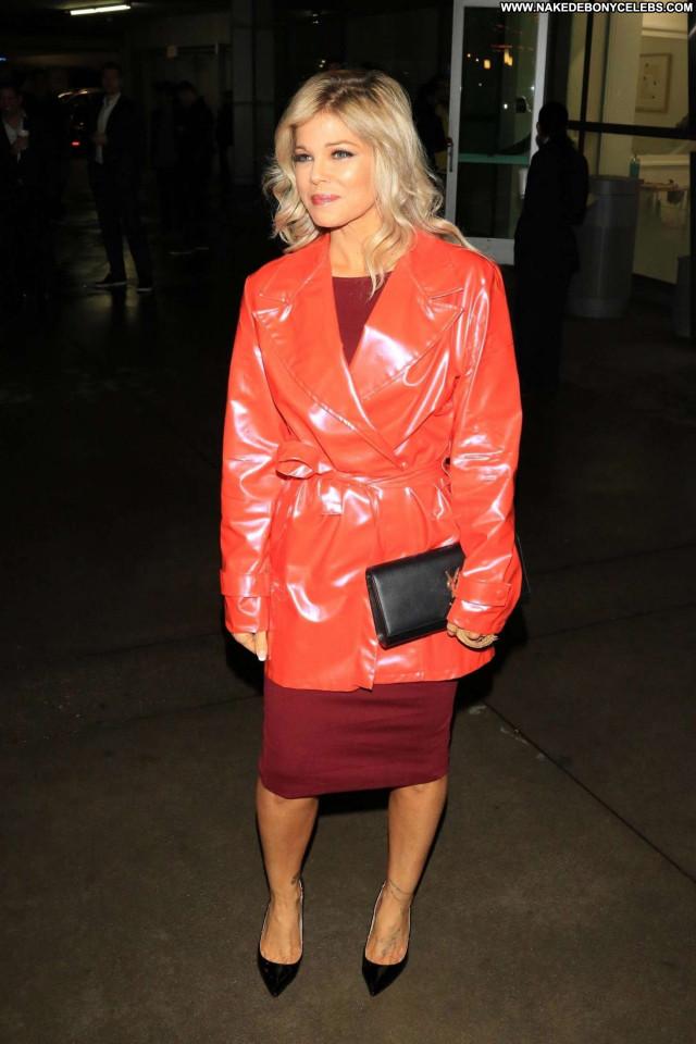 Donna Derrico Los Angeles Celebrity Paparazzi Posing Hot Beautiful