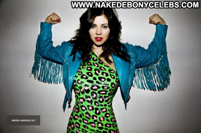 Marina Diamandis No Source Beautiful Celebrity Babe Posing Hot
