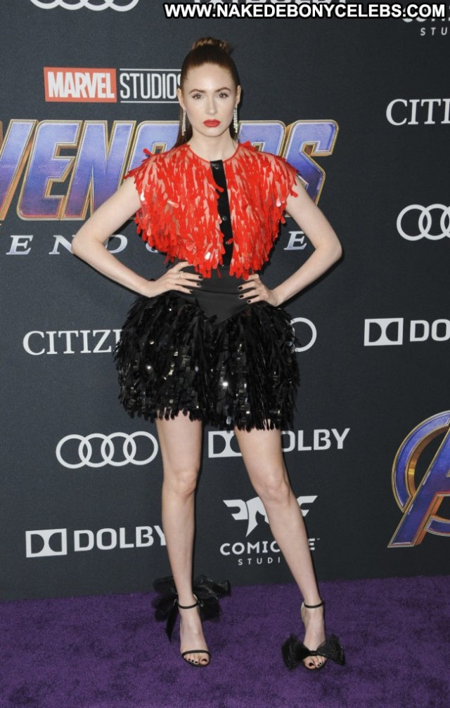 Karen Gillan No Source Female Celebrity Beautiful Hot Babe Posing Hot